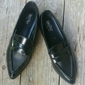 Mossimo Pointed Toe Loafers size 7